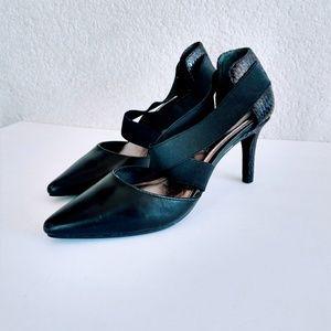 Steven by Steve Madden Black Heels Size 7.5
